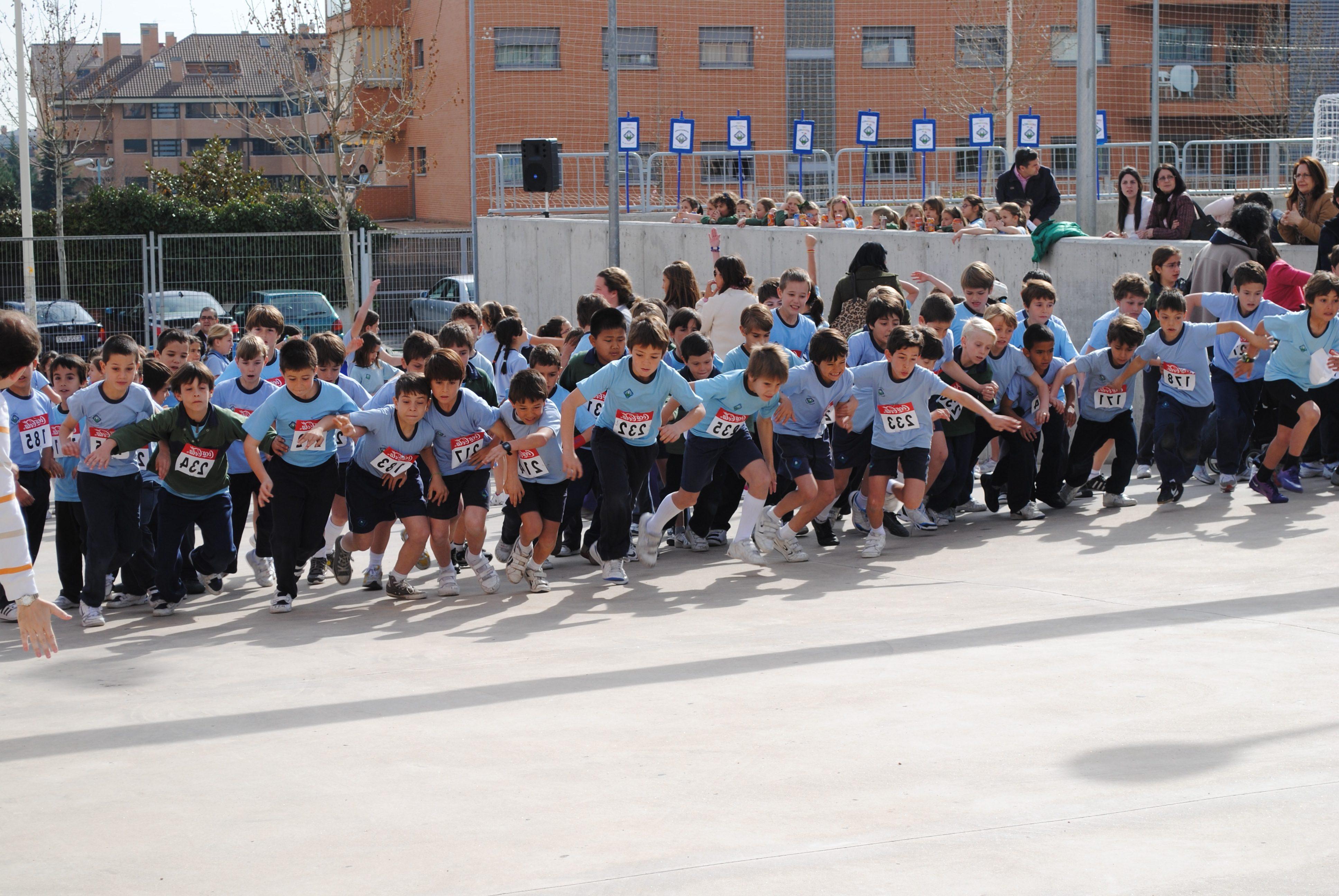 Como viene siendo habitual, se desarrollará en los alrededores del centro escolar (Paseo de la Casa de Campo nº2) y contará con dos modalidades: la colegial y la de adultos.